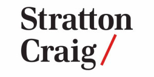 logo for stratton craig, copywriting client of blossom tree copy agency